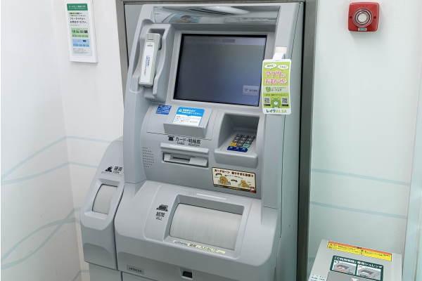 レイクALSA ATM